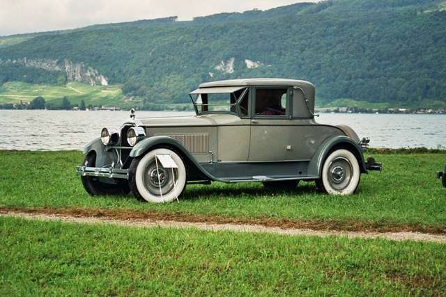 2-36 coupe by Holbrook