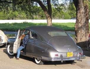 49 Deluxe Club Sedan