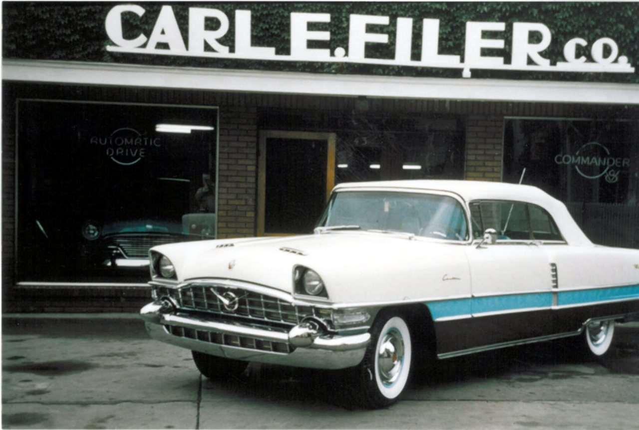 1956 Packard Caribbean 5699-1258 1