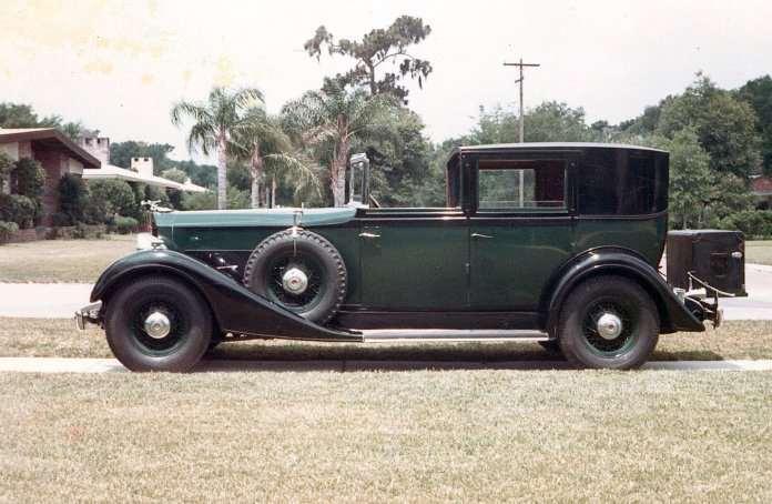 1934 1101 Eight by Rollston