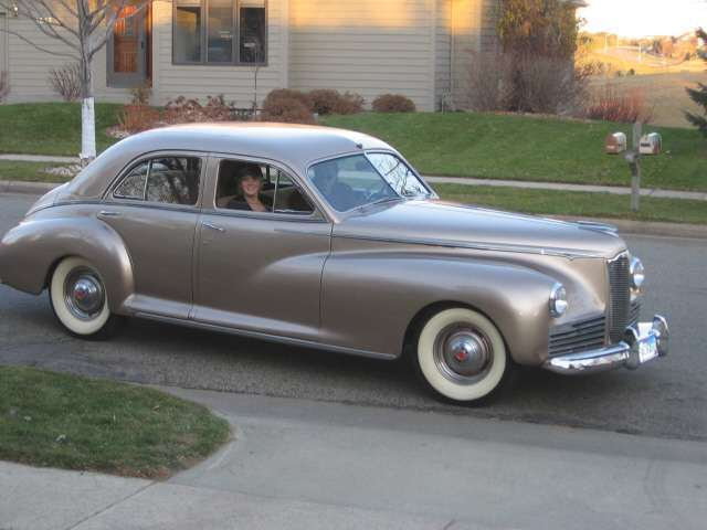 1941 Clipper -- first of the Clippers