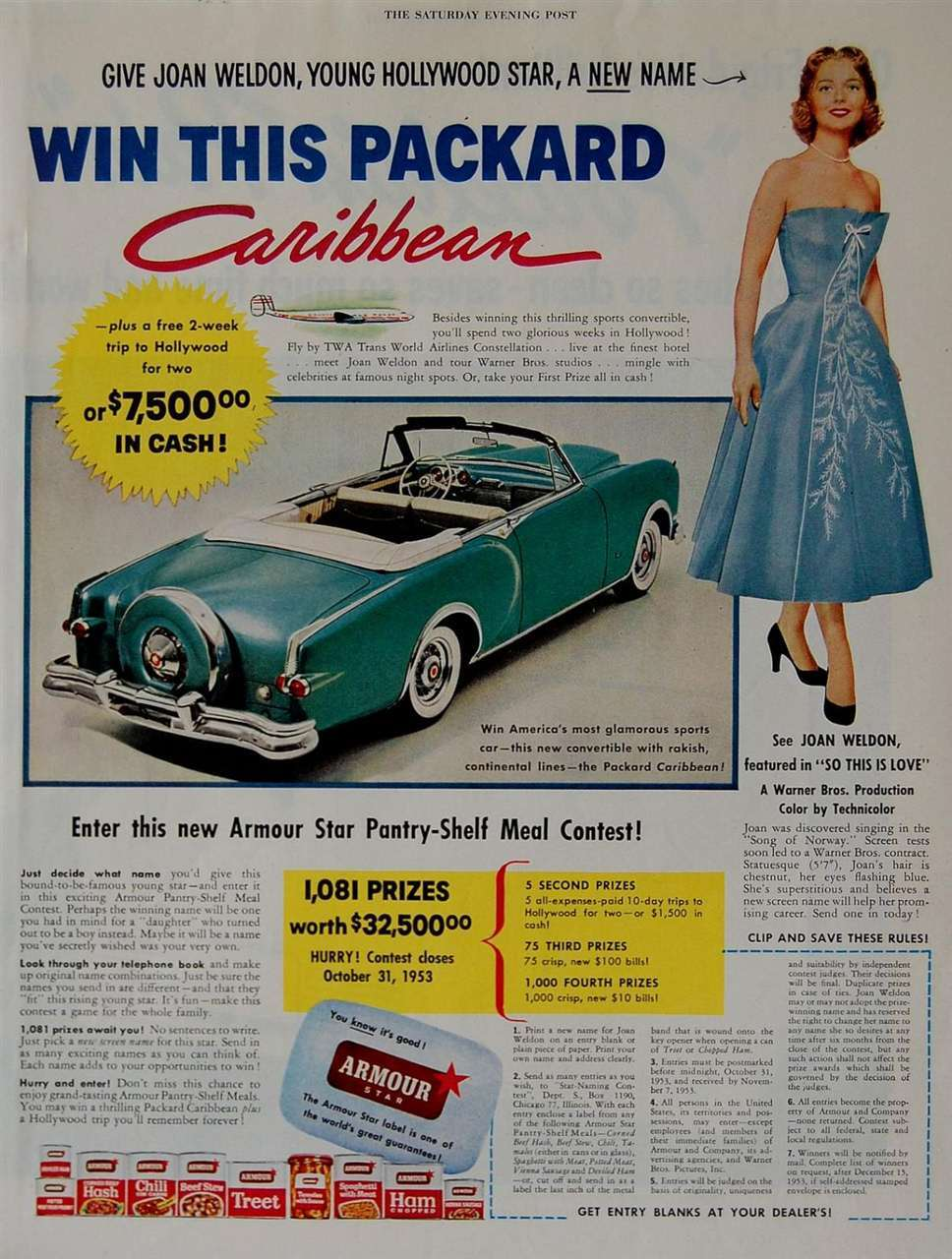 Win This Packard!