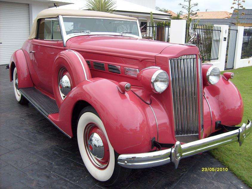 1937 120C Convertible Coupe
