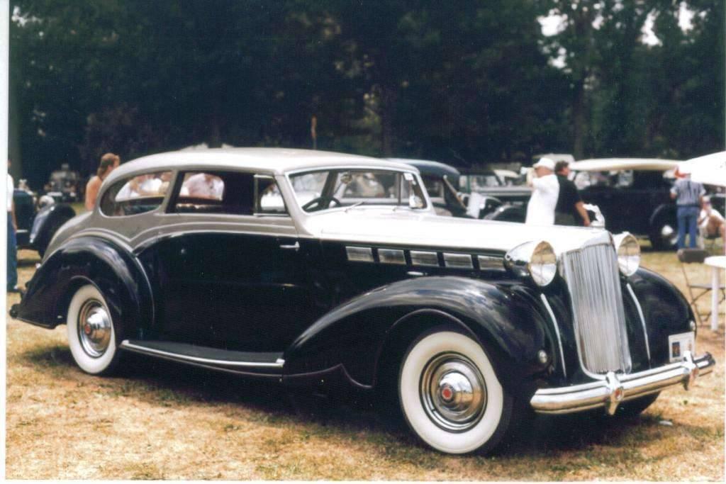 1938 Eight by Mafair