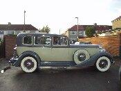 1934 Super Eight Sedan