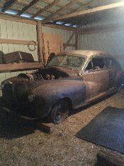 1942 Special Six Clipper Club Sedan