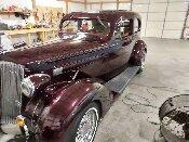 1936 One Twenty Touring Coupe
