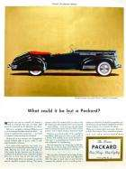1941 PACKARD ADVERT