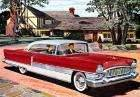 Happy Motoring in 1955 Packard 400