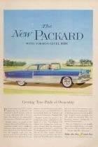 1955 PACKARD ADVERT