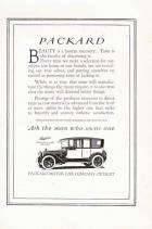 1915 PACKARD ADVERT-B&W