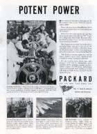 1942 PACKARD ADVERT-B&W