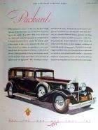 1931 PACKARD ADVERT