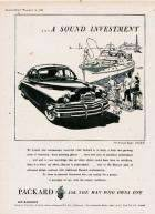1948 PACKARD-AUSTRALIA ADVERT-B&W