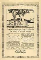 1917 PACKARD ADVERT-B&W
