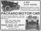1903-04 PACKARD ADVERT-B&W