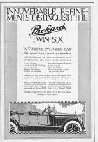 1915 PACKARD ADVERT-B&W