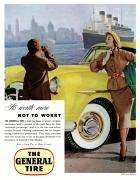 1951 PACKARD-GENERAL TIRE ADVERT
