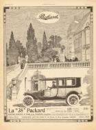 1913 PACKARD-FRANCE ADVERT-B&W
