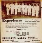 Fidelity Sales