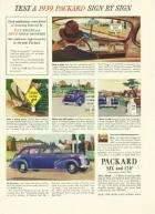 1939 PACKARD ADVERT