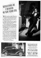 1937 PACKARD ADVERT-B&W