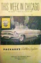 1954 PACKARD PANTHER-DAYTONA COVER