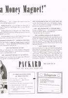 1941 PACKARD ADVERT RH-B&W