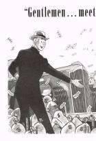 1941 PACKARD ADVERT LH-B&W