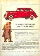 1939 PACKARD-ARGENTINA ADVERT