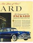 1953 PACKARD ADVERT RH