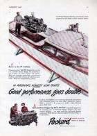 1948 PACKARD MARINE ADVERT