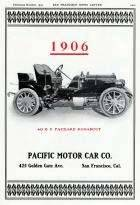 1906 PACKARD ADVERT-B&W