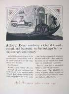 1917 PACKARD ADVERT-B&W