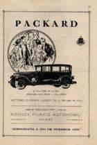 1929 PACKARD-ITALY ADVERT-B&W