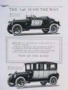 1914 PACKARD ADVERT-B&W