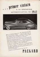 1942 PACKARD-ARGENTINA ADVERT-B&W