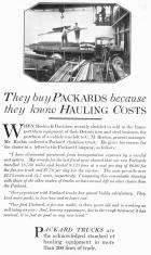 Packard Truck Advert 13