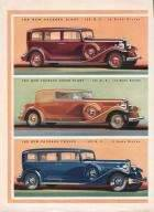 1933 Eight, Super Eight and Twelve