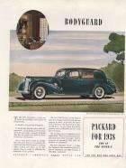 1938 Twelve Formal Sedan Advertisement
