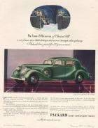 1936 Twelve Club Sedan for 5 Passengers - Fortune Magazine 2/36