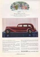 1936? Twelve Sedan for Seven Passengers - Advertisement