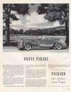 1938 Twelve Convertible Victoria for Five Passengers - Advertisement