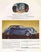 1936 Twelve Convertible Victoria for Five Passengers - Advertisement
