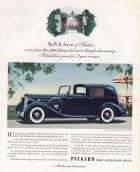 1935 Twelve Cabriolet with Body by LeBaron Advertisement
