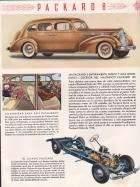 1938 Eight Sedan - Spanish advertisement