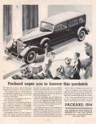 1934 Twelve Advertisement