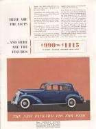 1936 120 Touring Coupe for Five Passengers