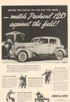 1935 120 Club Sedan