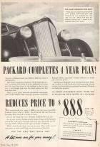 1939 Six - Advertisement
